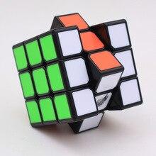 Cyclone garçons Feiku 3x3x3 Cube magique noir défi professionnel 3x3 néo Cube Cube de vitesse Puzzle jeu pour enfant cadeau jouets