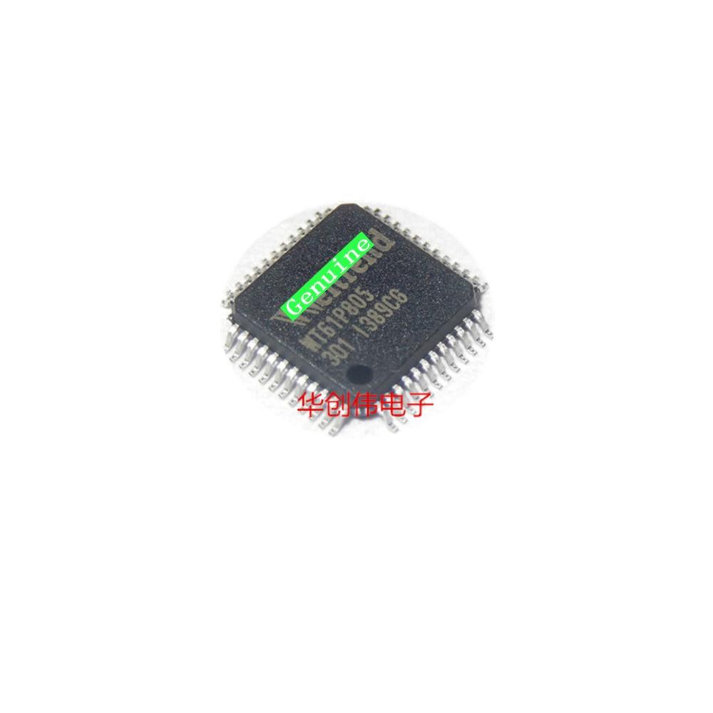 10 Stks/partij WT61P805 QFP-48 100% Originele Merk Nieuwe