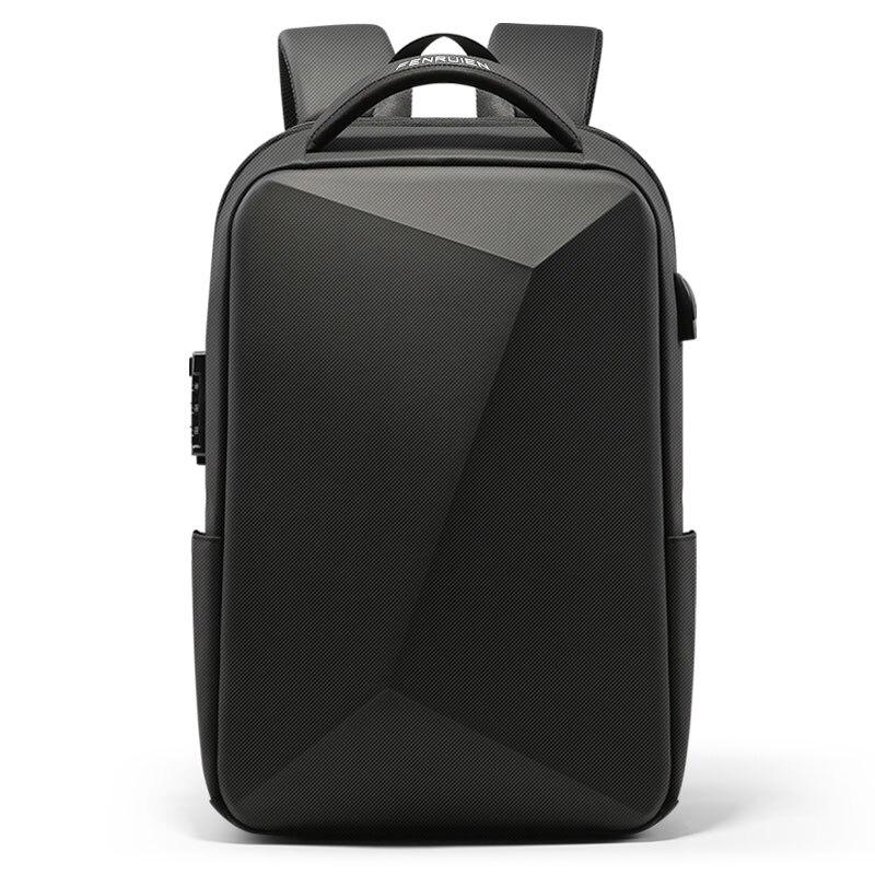 Fenruien Brand Laptop Backpack Anti-theft Waterproof School Backpacks USB Charging Men Business Travel Bag Backpack New Design anti theft backpack harry styles print 2020 new men s laptop backpack men s travel backpack business backpack