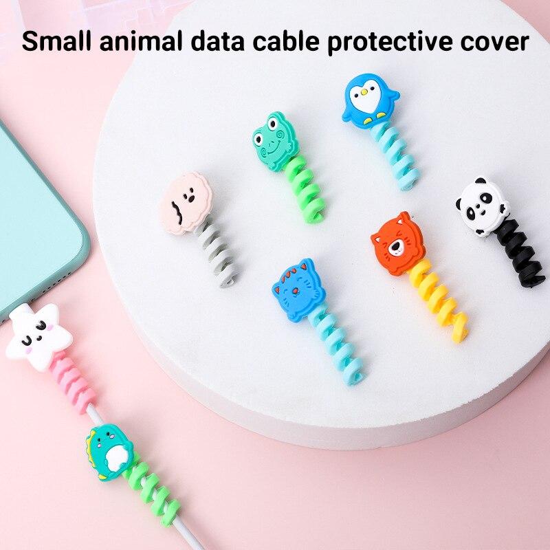 Funda protectora de Cable de carga para IPhone, Protector de Cable de...