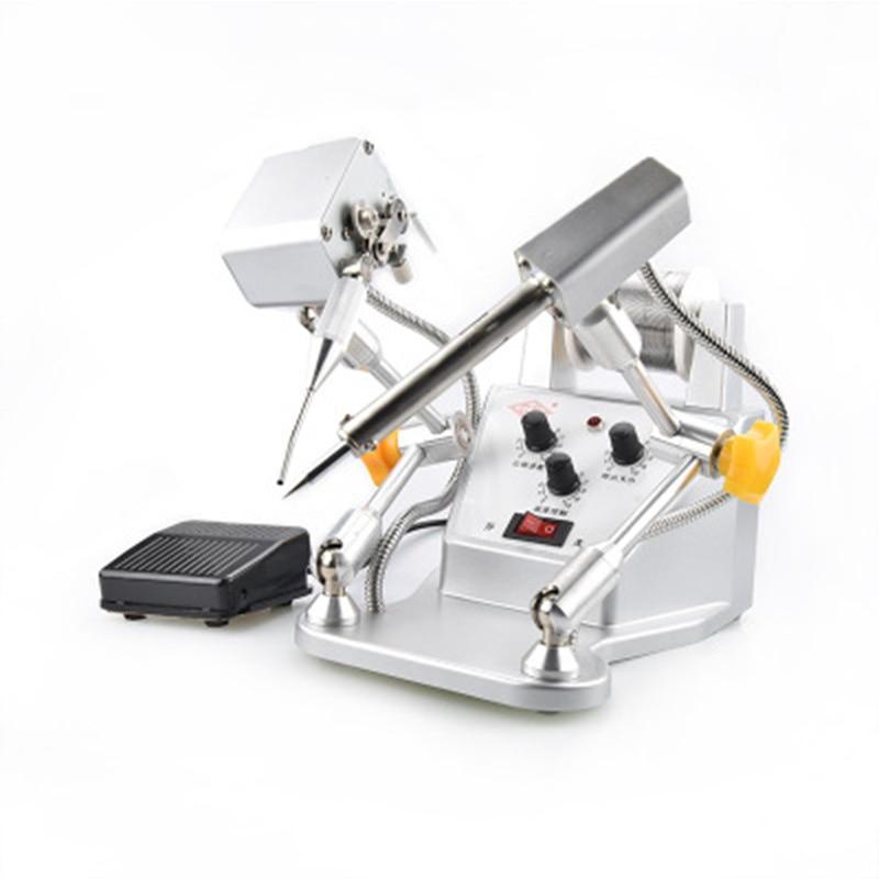 Universal Automatic Spot Welding Machine Digital Display Precision Soldering Iron Scale Thermostat Soldering Machine