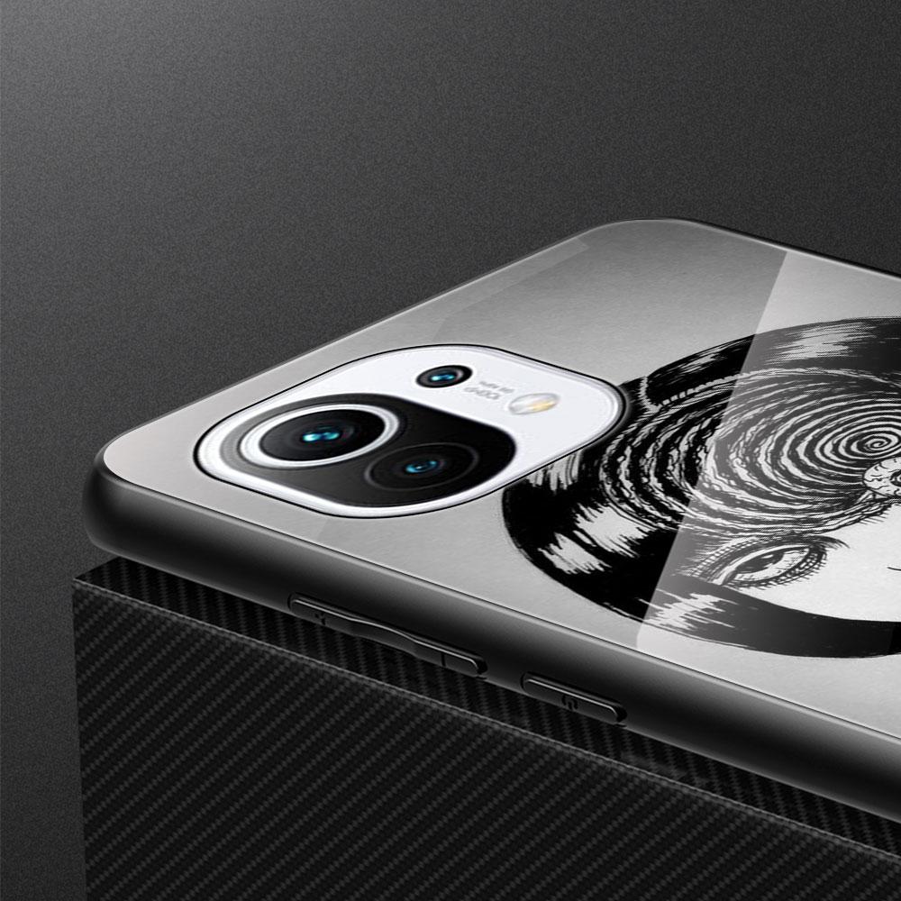 Horror Comic Junji Ito Tomie Tees Case For Xiaomi Mi Note 10 11 10T Lite 9T Pro 5G 11 Ultra CC9 CC9E 11i Tempered Glass Cover