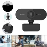 webcam hd 1080p usb webcam with built in microphone computer camera for live streaming video conferencing