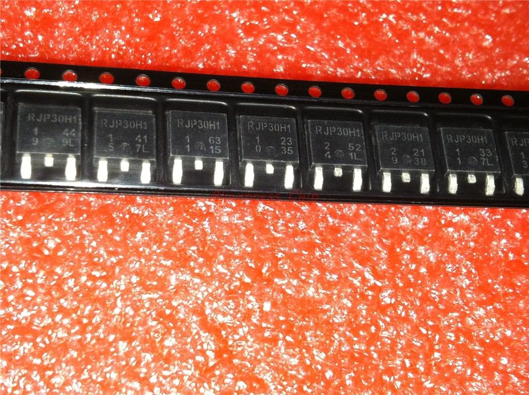 10pcs/lot RJP30H1 TO-252 LCD Plasma Management new original In Stock