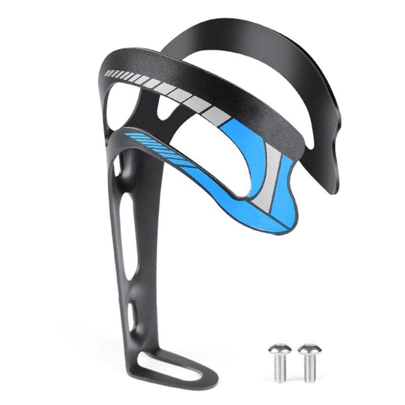 Mini portabotellas de Metal duradero ultraligero para bicicletas portabotellas para agua K1KD