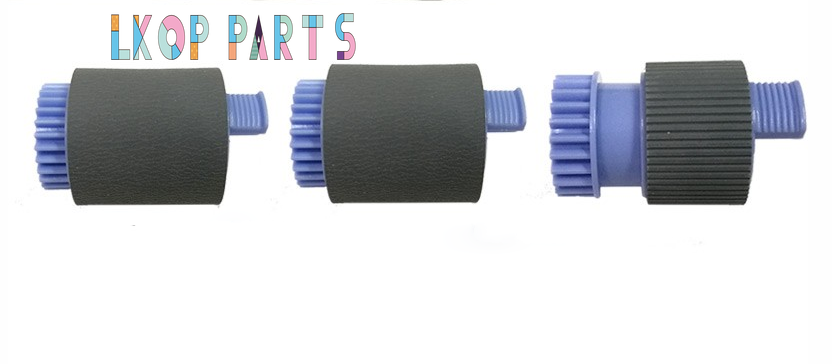 10SET Paper Feed Pickup Separation Roller for HP LaserJet 5500 5550 9500 9000 9040 9050 9000n 5550hdn 5550n 9500gp 9500hdn MFP