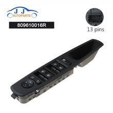 Für Renault Megane MK3 2008-2016 Hohe Qualität Auto Elektrische Fensterheber Control Switch OEM 809610016R