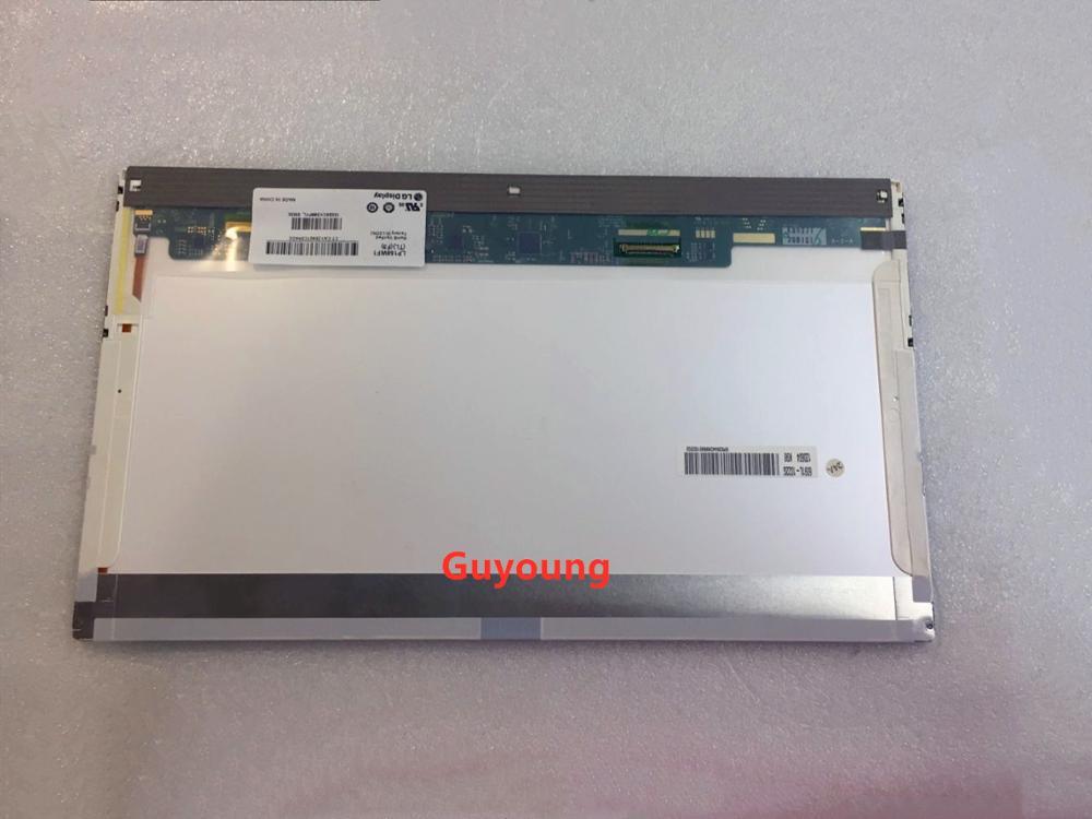 Pantalla LED LCD para portátil para lenovo Thinkpad W510, W520, W530, T510, T520, T530, LP156WF1, B156HW02, pantalla de grado A + de 15,6 pulgadas