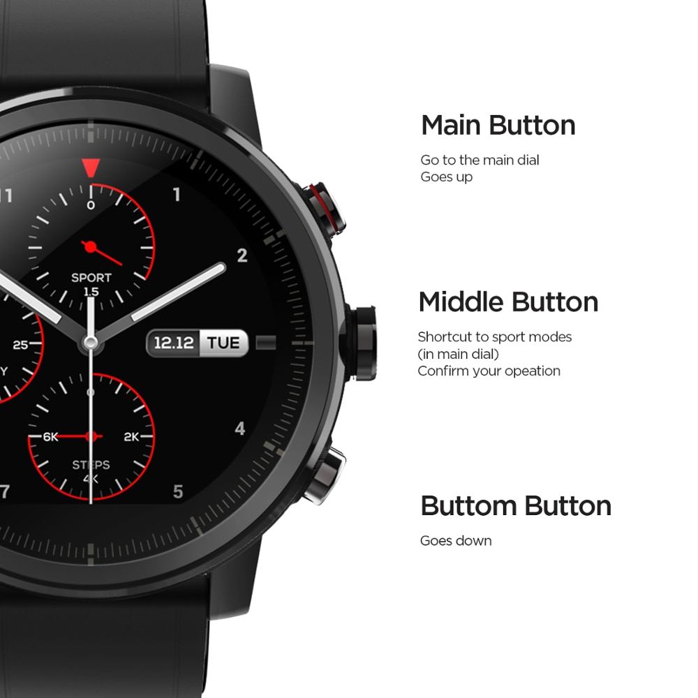 CHYCET Original Man Smartwatch Women Smart Watch GPS Calorie Count 50M Waterproof Watches for Android IOS Phone Huawei