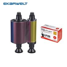 evolis printer ribbon r3011 for Evolis Pebble3 Pebble4 Dualys2 Securion and Quantum ID card printers