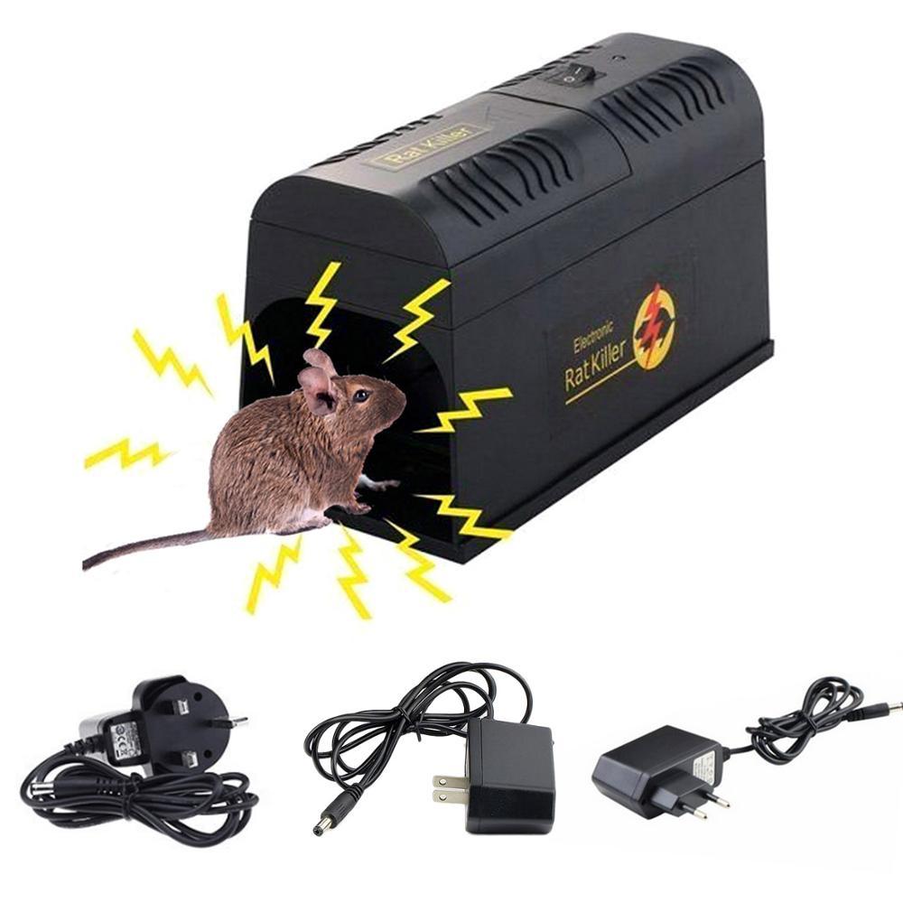 AliExpress - Behogar Electric Shock Mouse Mice Rat Rodent Trap Cage Killer Zapper Reject Rejector For Serious Pest Control EU US UK Plug