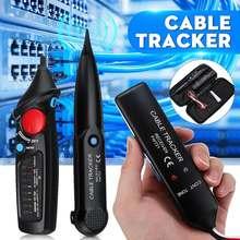 Multifunktionale Kabel Tracker Netto Digitalen Auto Schaltung Scanner W/Spannung Detetor Dual Modus Diagnose Werkzeug