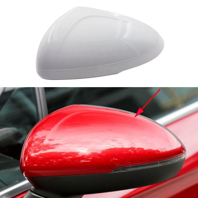 Cubierta de espejo retrovisor lateral izquierdo y derecho para coche Buick Verano,...