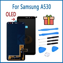 OLED Mobile Phone LCD For Samsung LCD With Touch Screen For Samsung Galaxy A530 Display