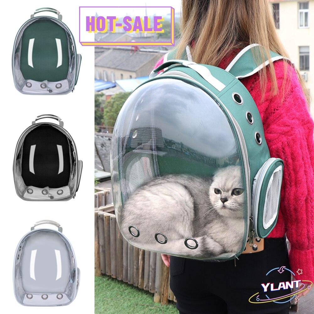 Transportadora portátil para mascotas de Escocia capsula de espacio de viaje al...