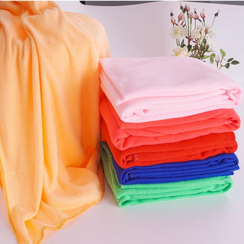 70*140CM Big Bath Towel Quick-Dry breathable Microfiber Sports Beach Swim Travel Camping Soft Towels NEW Arrival