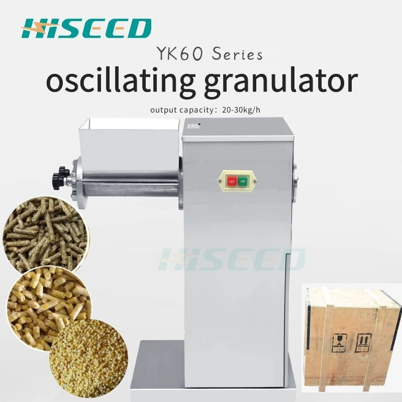 Granulador do Agitador do Rolamento do Modelo de yk para a Farmácia e a Máquina dos Gêneros Máquina Gêneros Alimentícios e a dos