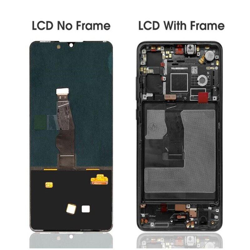For Huawei P30 LCD Display Touch Screen For Huawei P30 Display ELE-L29 ELE-L09 ELE-L04 LCD Digitizer Replacement Parts 6.1Inch enlarge