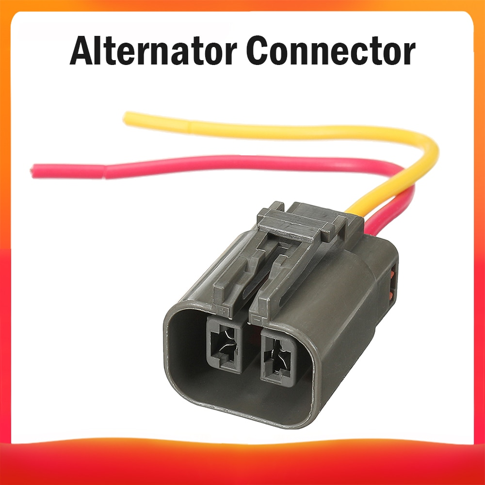 Conector de clavija para reparación de alternador de coche Hitachi/Mitsubishi/Ford/Holden