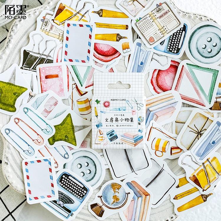 Cute Stickers Paper Scrapbooking Japanese Paper Decorative Calendar Stationery Scrapbook Teacher Supplies