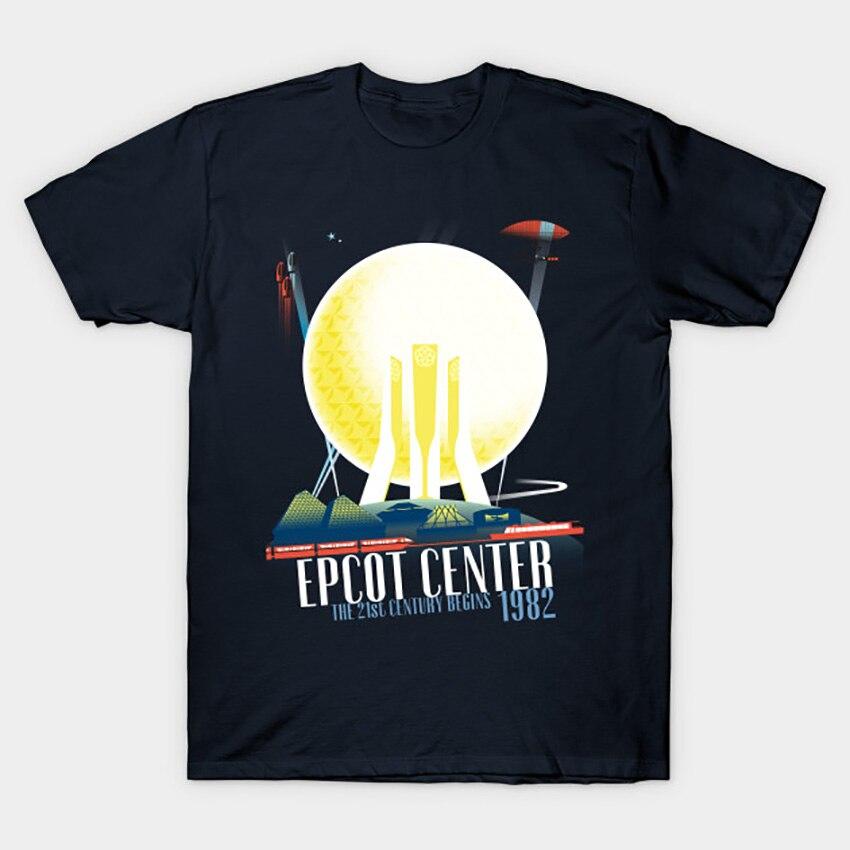 EPCOT centro de la Feria Mundial 39 estilo camiseta Epcot camiseta epcot Centro epcotcenter figment futureworld dreamfinder