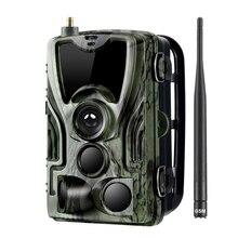 HOT-Hc-801M 사냥 흔적 카메라 2G Sms/Mms/Smtp 야생 카메라 0.3S 동물 16Mp Hd 야간 버전 스카우트 캠에 대 한 트리거 사진 트랩