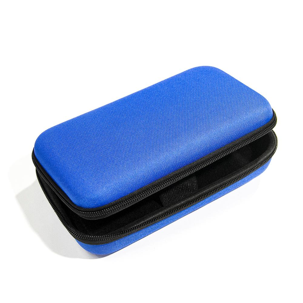 LOTO-راسم الذبذبات USB/PC ، حقيبة حمل/حقيبة بسحاب ، للأدوات الإلكترونية والملحقات