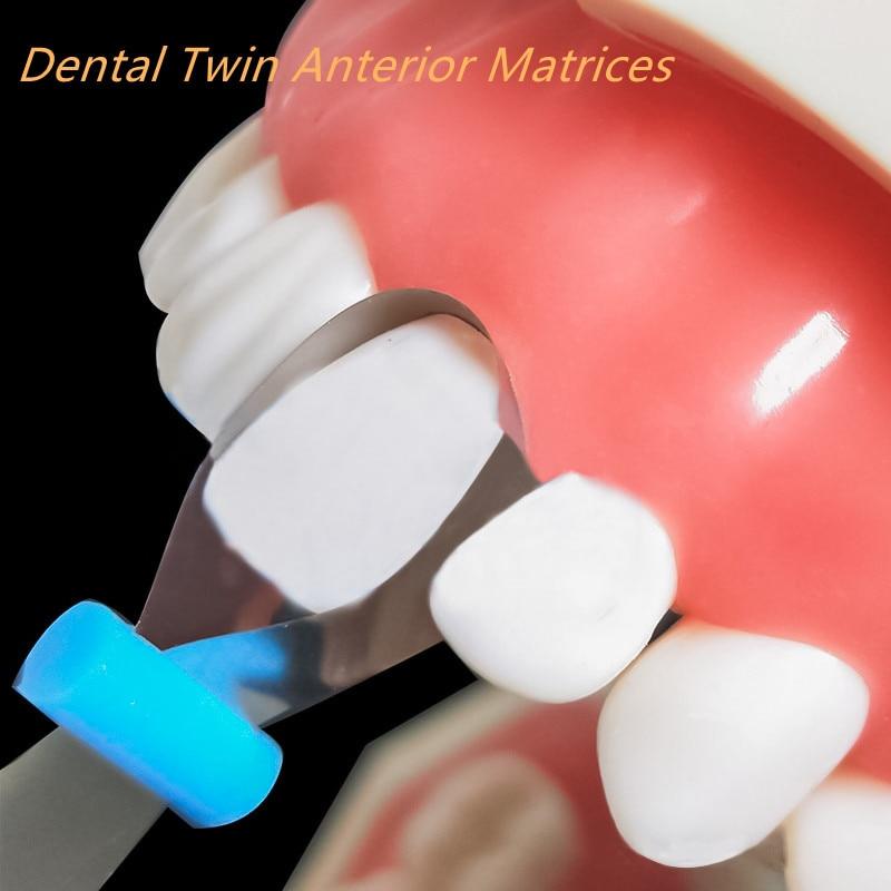 Стоматологический ортодонтический секционный контурный металлический матричный полиэфирный матричный стоматологический Матричный Двой...