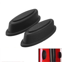 2PCS Replacement Plastic Luggage Stud Foot Feet Pad Black For Any Bags Kit 5.9*1.8cm High Quality Ba