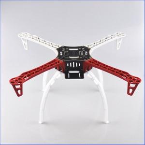 F450 Quadcopter Multirotor Kit Frame + Heighten Broaden Landing Gear Skids