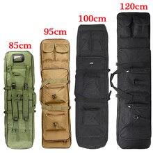 85 95 100 120cm Nylon pistolet sac étui fusil sac à dos pour Sniper carabine Airsoft étui sacs de tir accessoires de chasse