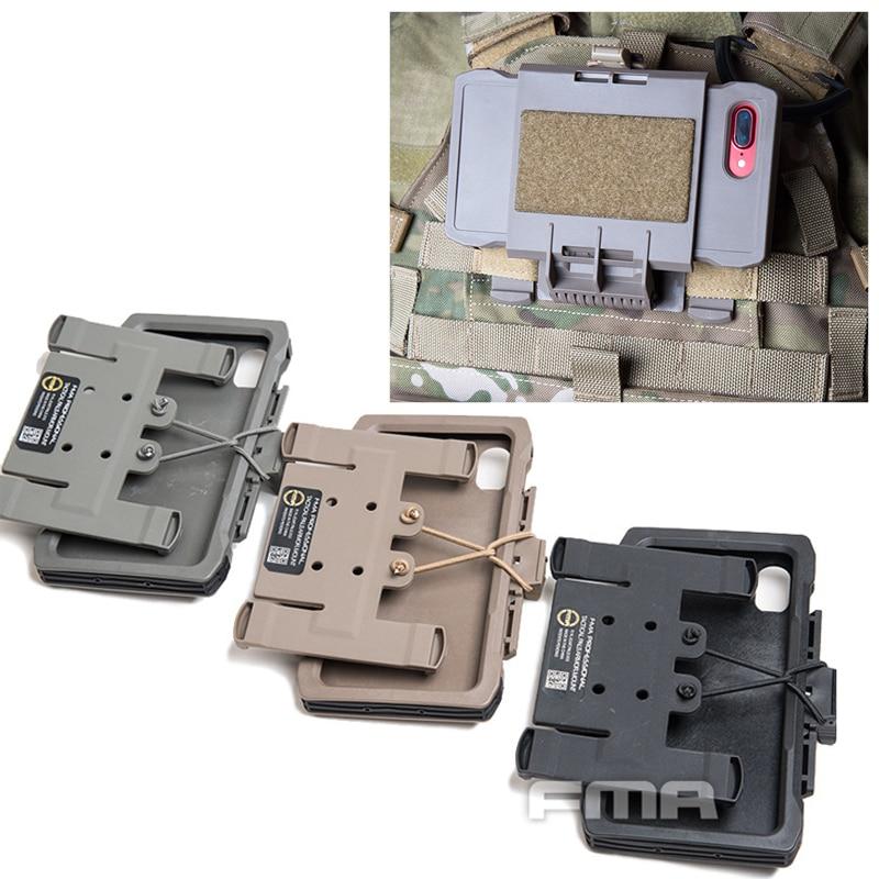 AR15 accessories FMA tactical smart device phone case Xs Max mobile case Professional impct shock pr