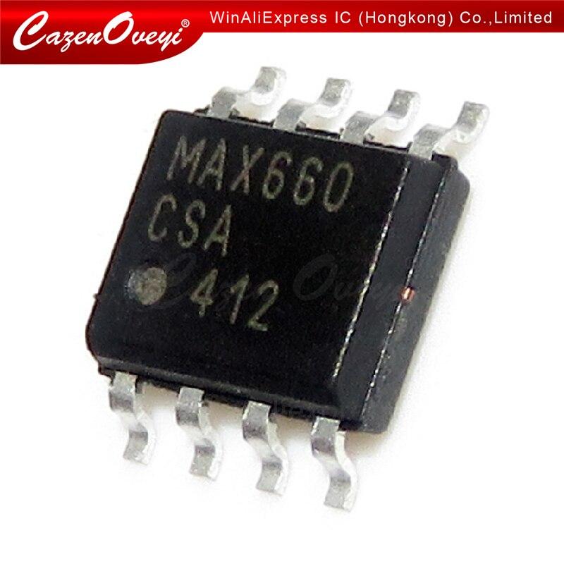 10 sztuk/partia MAX660ESA MAX660CSA MAX660 SOP-8 w magazynie