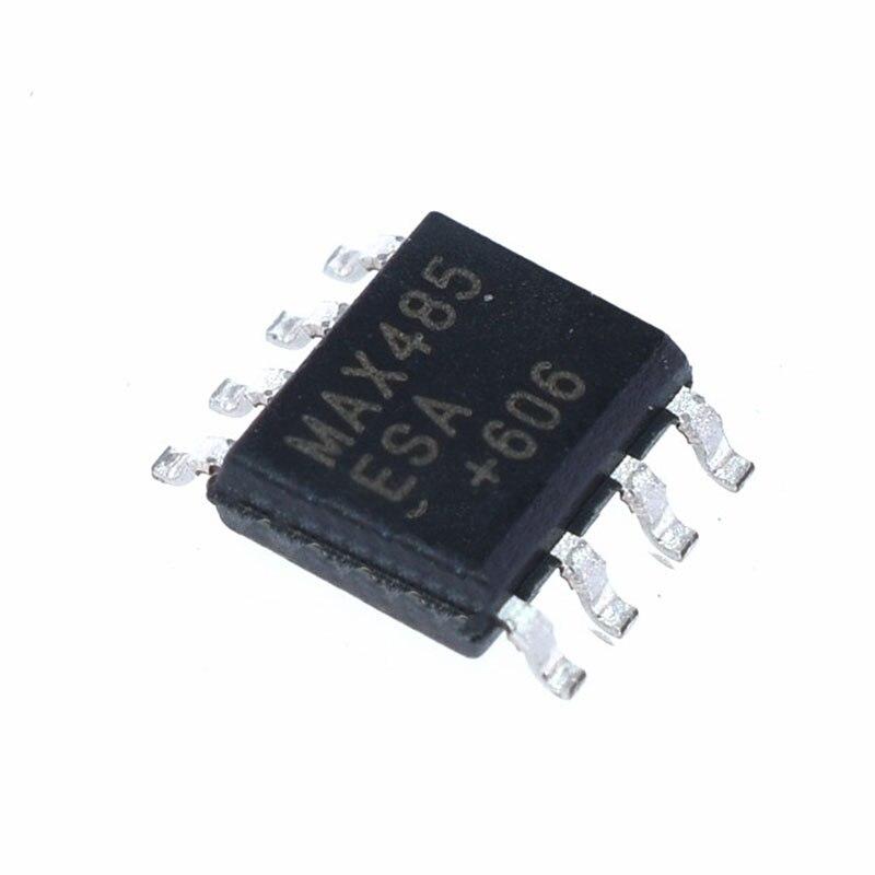10pcs/lot new genuine MAX485ESA chip sop8 RS-485 receiver  driver