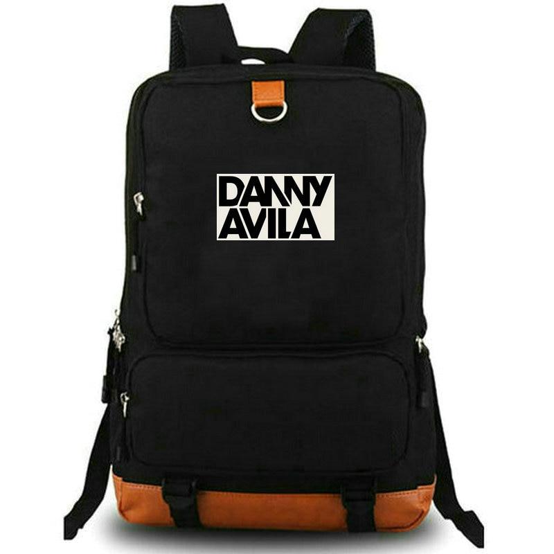Danny Avila rucksack Ende der nacht daypack DJ schul Musik druck rucksack Satchel schule tasche Laptop tag pack