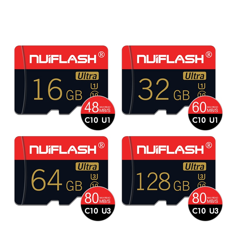 High speed class10 memory card 8GB 16GB 32GB micro sd card 64GB 128GB tarjeta microsd 32gb mini TF card 4GB with Free adapter enlarge