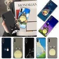 totoro miyazaki hayao anime phone case for samsung galaxy a s note 10 7 8 9 20 30 31 40 50 51 70 71 21 s ultra plus