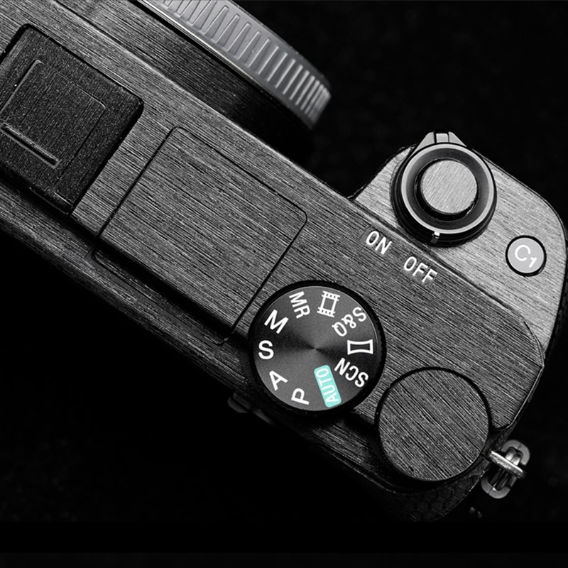 A6000-funda protectora para cámara Sony Alpha 6000, pegatina protectora para cámara, abrigo...