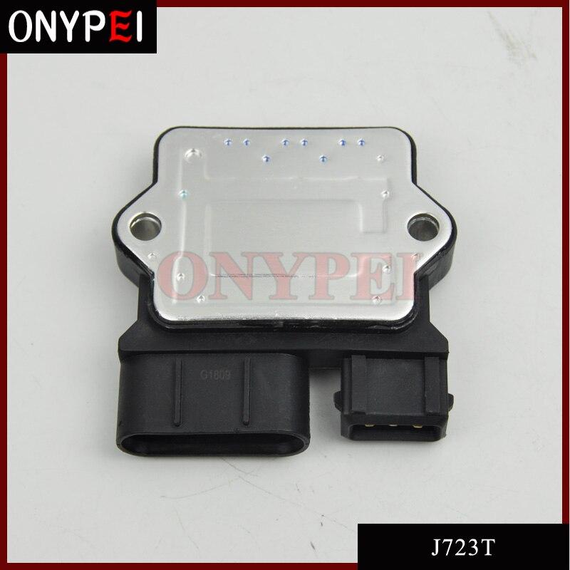 Unidade de ignição j723t para mitsubishi diamante montero sport 3.0 3.5 md160535 md349207 md144931