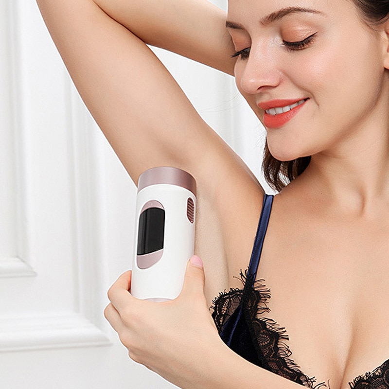 990000 Flash IPL Laser Hair Removal Epilator Device Professional Loss Facial Trimmer For Intimate Areas Pulsed Light Depilator enlarge