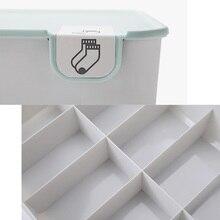 15 ячеек, ящик для хранения, отсек, нижнее белье, бюстгальтер, носки, контейнер, отделочная коробка, Настольный ящик, органайзер с логотипом