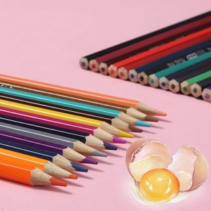 48/72 Colored Pencil Set Water-Soluble Or Oily Optional For School Art Drawing And Sketching Special Pencil Drawing Art Supplies