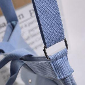 Women Canvas Handbag Shoulder Bags Tote Purse Messenger Satchel Crossbody Purse C90E