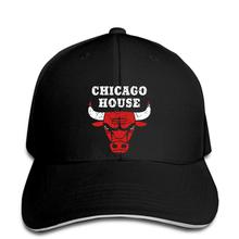Chicago House Baseball cap Vintage Bulls Style Frankie Articulations Techno Ibiza snapback hat Peaked