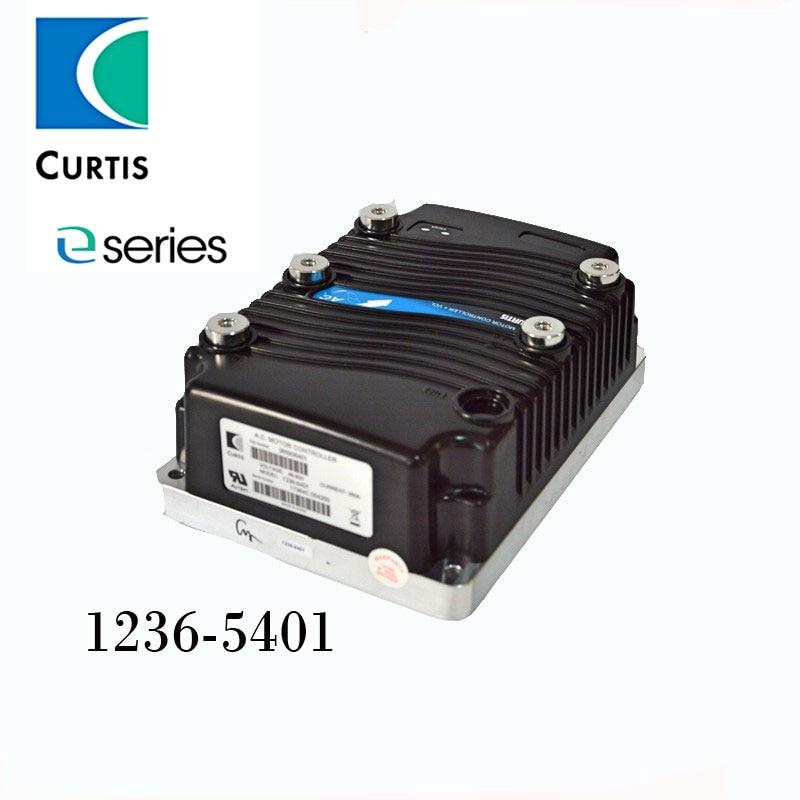 Original Curtis AC Motor Controller 1236-5401 1236E-5401 36V 48V 450A For Golf Cart Electric Forklift