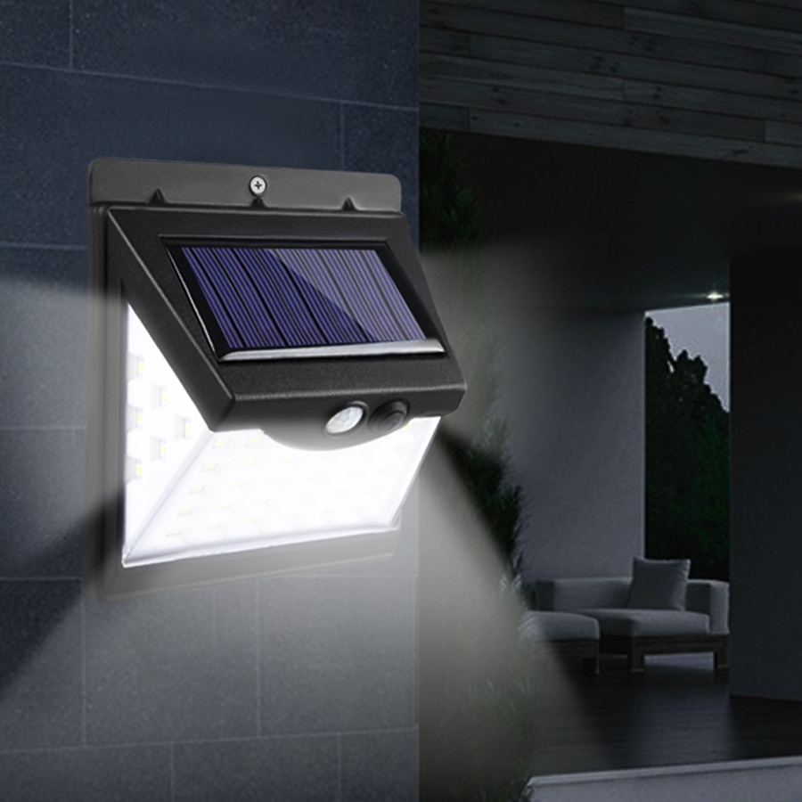 Sensor de movimiento Led Luz de inundación 5V 100W foco LED al aire libre Reflector lámpara de pared Reflector IP65 iluminación impermeable