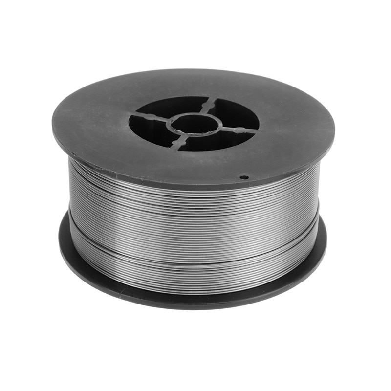 1kg 0.8/0.9/1.0/1.2mm Gasless Mig Welding Wire E71T-GS A5.20 Flux Cored Welding Wire Without Gas For Mig Welder Steel Tool