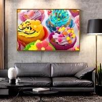 Artcosy toile peinture pour la decoration de la maison Wall Art
