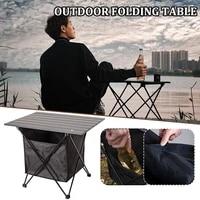 aluminum alloy lightweight folding camping table camping picnic small outdoor table outdoors camping equipment %d1%81%d1%82%d0%be%d0%bb %d0%b4%d0%bb%d1%8f %d0%ba%d0%b5%d0%bc%d0%bf%d0%b8%d0%bd%d0%b3%d0%b0