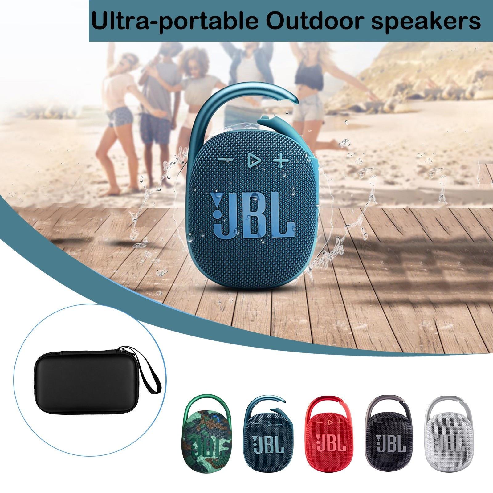 Clip4 inalámbrica Bluetooth Mini portátil Ip67 altavoces exteriores impermeables 100%-altavoces Inalámbricos Con...